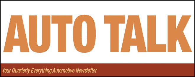 AutoTalk Newsletter